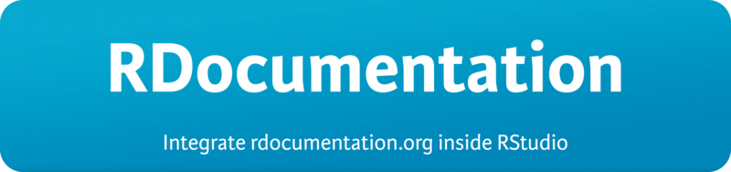 RDocumentation