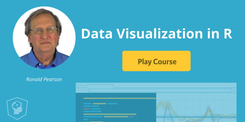 New Course: Data Visualization in R