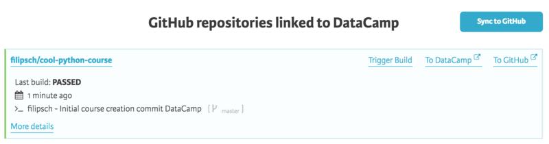 Create Python Tutorials with DataCamp Teach (article) - DataCamp